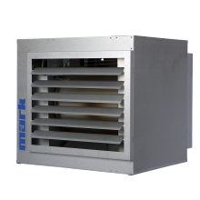 gasfired high performance air heater with axial fan - Natural Gas Garage Heater