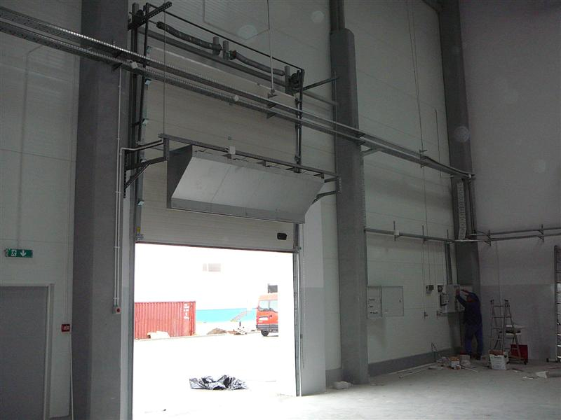 air curtains for industry